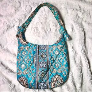 Totally Turquoise Olivia Purse from Vera Bradley